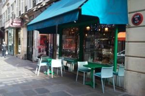 Salon de thé Angélique