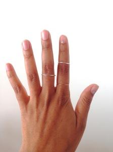 Caroline Hjerpe rings